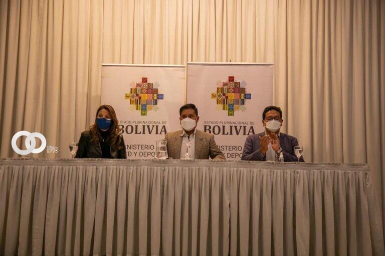 OPS y la OMS destacó que Bolivia logró los mejores índices en la lucha contra la COVID-19