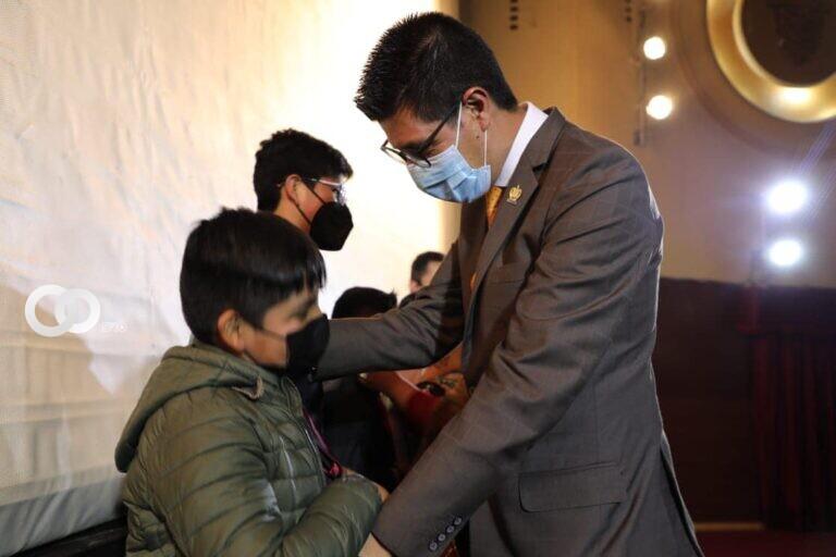 """Secretaria Municipal de Culturas dio talleres de formación cinematográfica a los actores de """"Otro día más"""""""