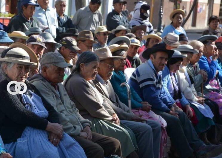 Ministerio de Justicia realizó un curso capacitador para el trato digno a las personas adultas mayores