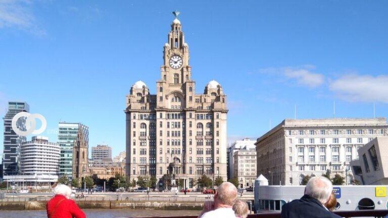 Liverpool fue reconocida como patrimonio de la humanidad en 2004.