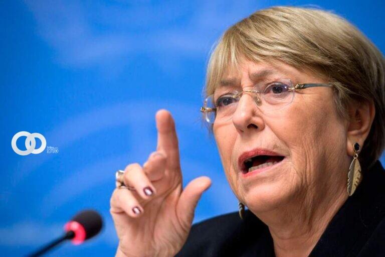 Bachelet pide liberación de manifestantes detenidos en Cuba