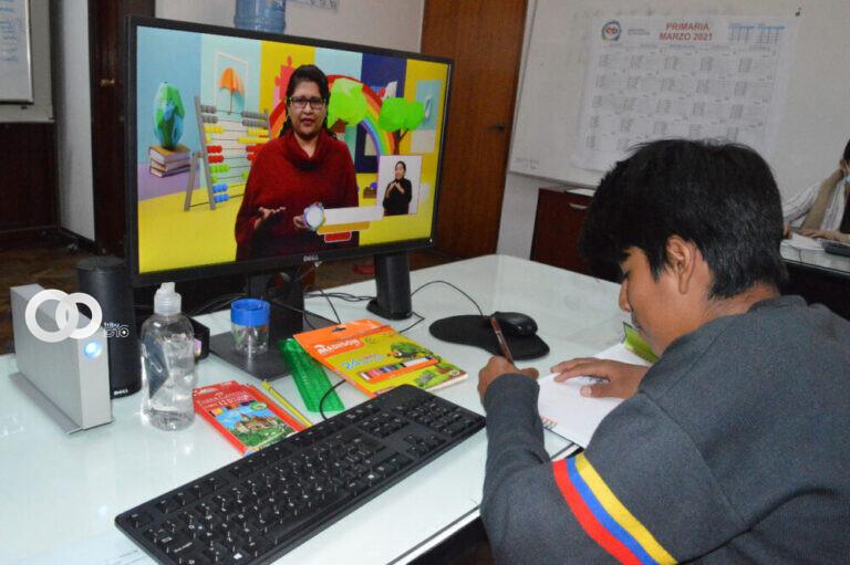 Ministerio de Educación analizará registro de asistencia de estudiantes para determinar la pérdida del año escolar