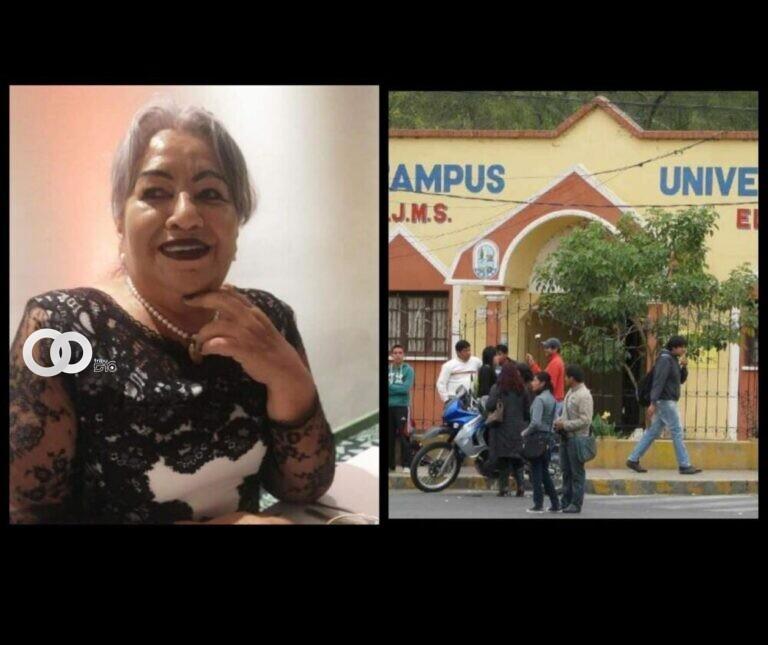 Universidad UAJMS abre proceso contra docente que insultó a sus estudiantes en Tarija