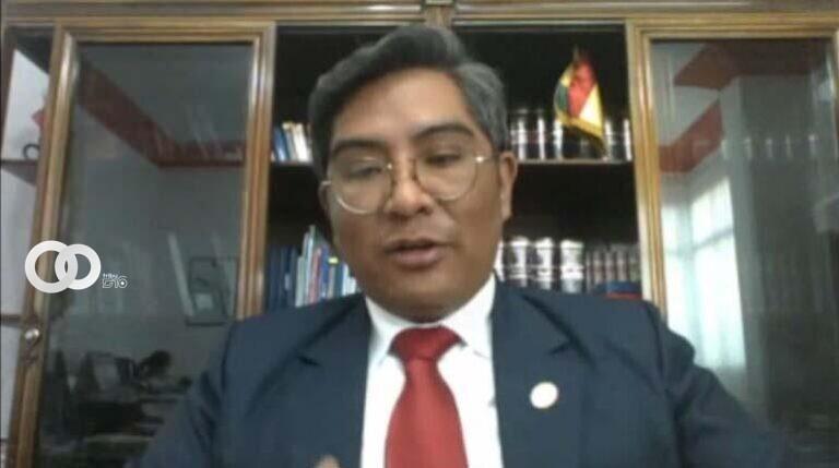 """Secretario de la Fiscalía General aclara que el caso fraude sigue abierto y que hubo """"mala lectura"""""""