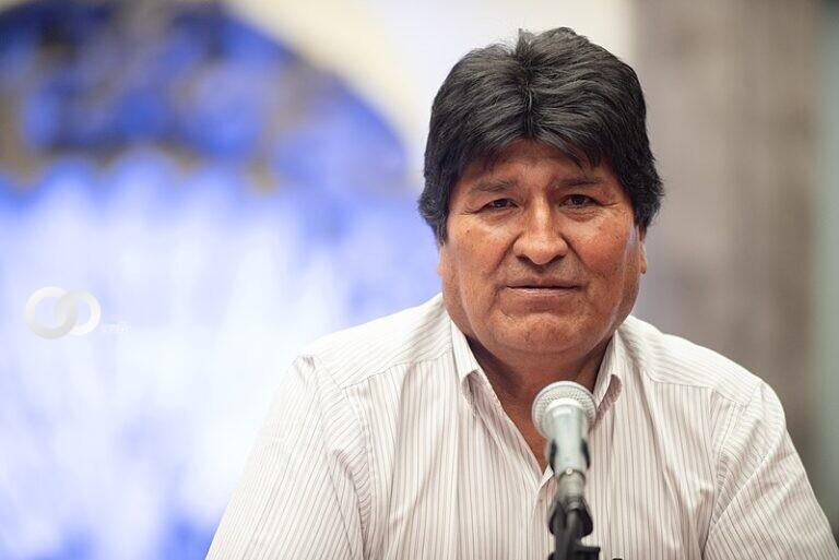 Evo Morales asegura unidad en el MAS y anuncia respaldo a Arce