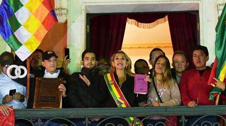 Defensa de Áñez pretende que TCP declare por caso «golpe de Estado»
