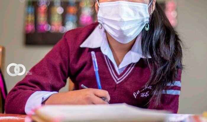 Epidemiología recomienda no volver a clases presenciales este año