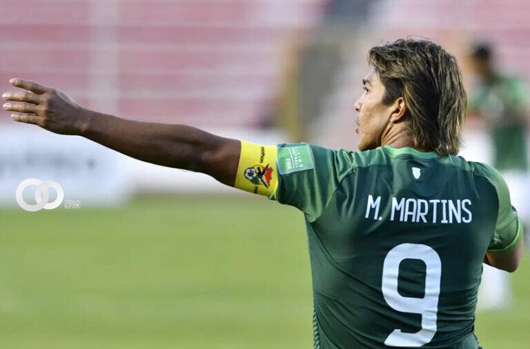 Colo Colo le pone el ojo al atacante Marcelo Martins