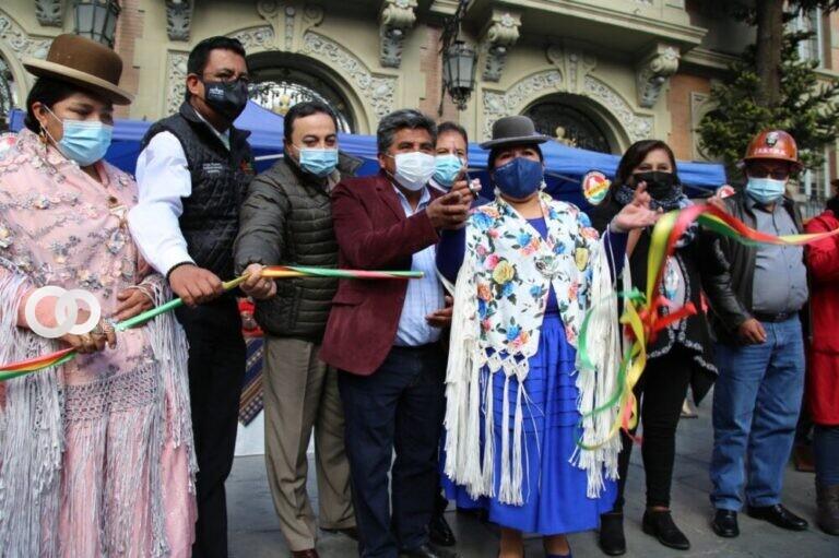 FEDEMyPE recibe reconocimiento por el Concejo Municipal de La Paz