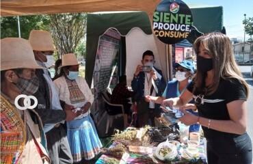 Ferias Productivas impulsan uso de medicinas tradicionales en Cochabamba