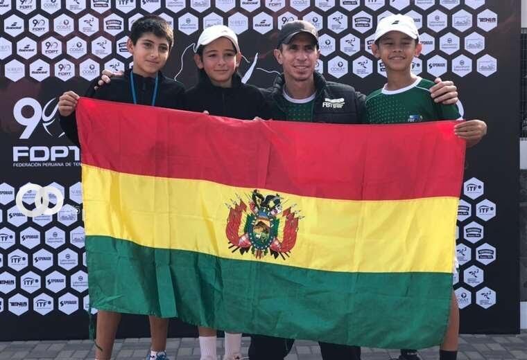 Selección Boliviana Masculina de tenis