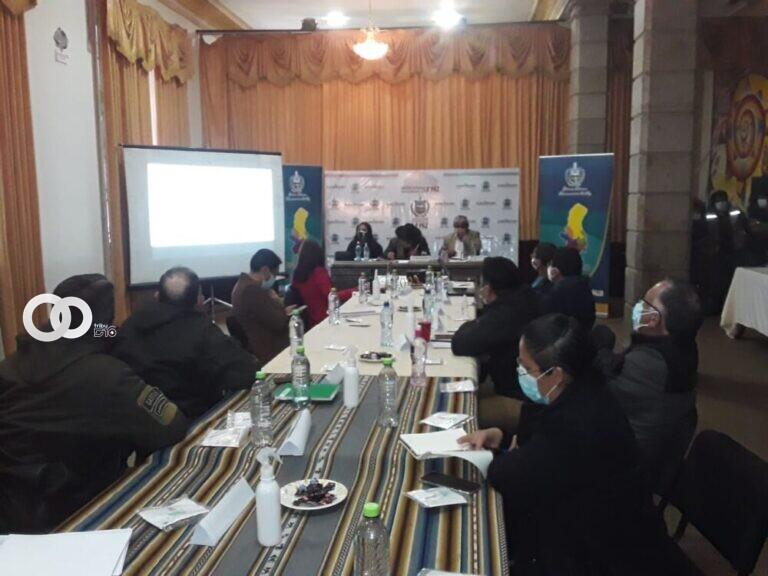 Nuevas determinaciones del COED para La Paz