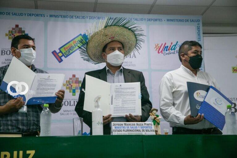 Municipios y Gobernaciones Autónomas Indígenas de Santa Cruz serán beneficiadas con ítems