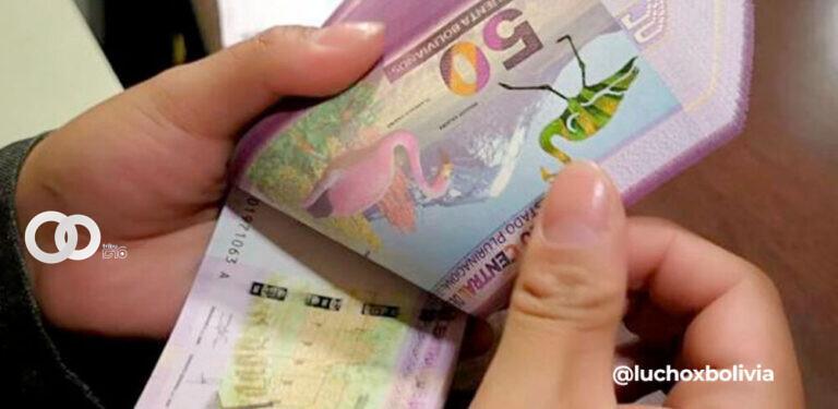 Arce destaca crecimiento en ahorros financieros y dice que vamos por buen camino