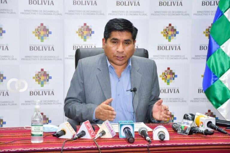 Se asigna 29.2 millones de bolivianos para estudio de pre-inversión industrial