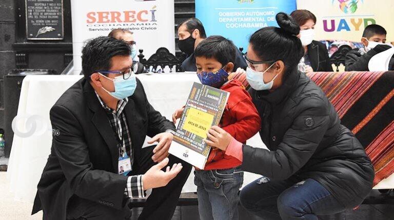 Campaña de Serecí en Cochabamba llega a ocho centros de acogida