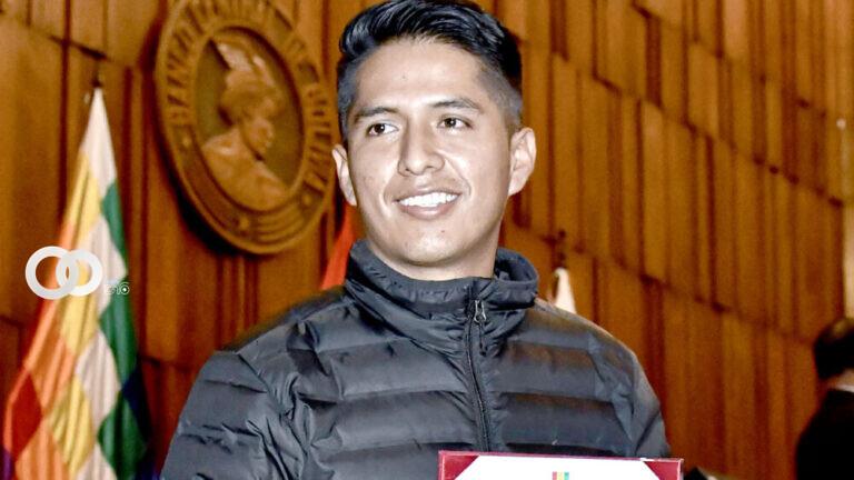 Presidente del Senado destacó el potencial productivo de La Paz
