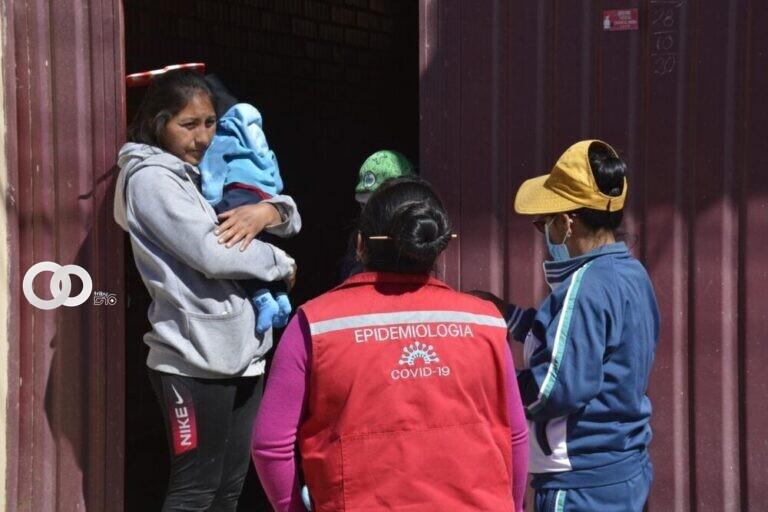 Registran 4 nuevos decesos en Oruro