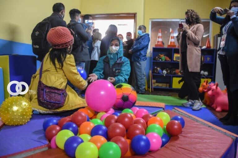 Alcaldía habilitó ocho centros infantiles en mercados