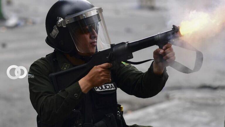 Acelerarán investigación por el cargamento con material antidisturbios que llegó a Bolivia