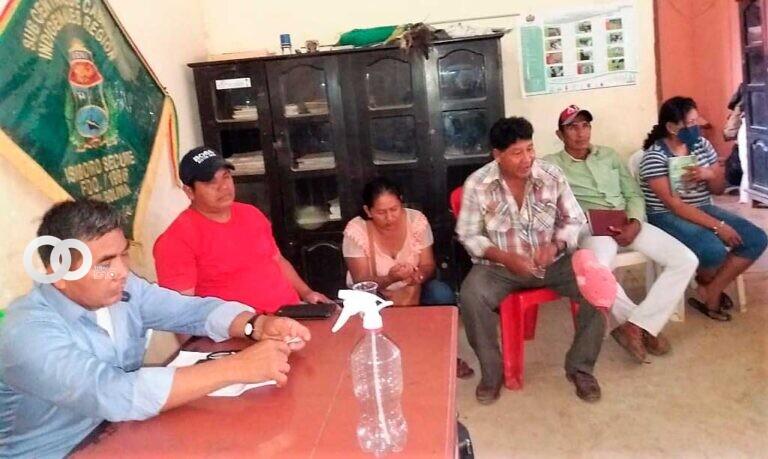 Dirigentes del TIPNIS ratificaron la defensa de su territorio