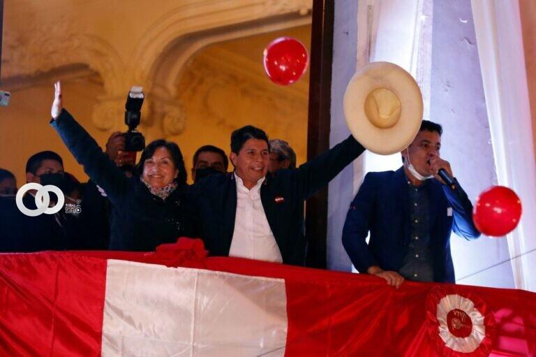 Es oficial: Proclaman a Pedro Castillo nuevo Presidente de Perú