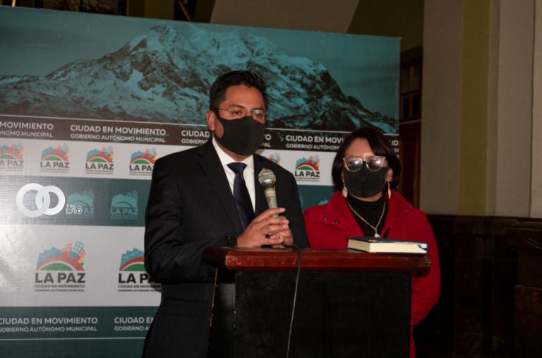 Alcaldía de La Paz informó sobre el caso de ex funcionario público que es acusado por corrupción