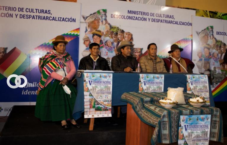 V Congreso Nacional Cámara de Productores de Quinua de Bolivia se llevará a cabo en La Paz