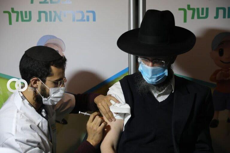 Israel ya vacuna la 3ra dosis anticovid a mayores de 60 años