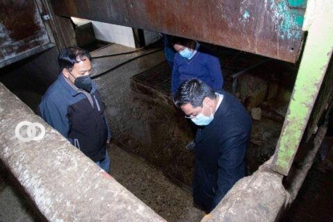 Centro Municipal de Faeno de La Paz busca elaborar harina de sangre y abono