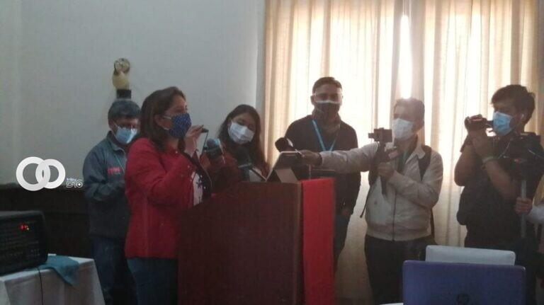 Tarija: Dotan de 13 toneladas de oxígeno al Hospital San Juan de Dios