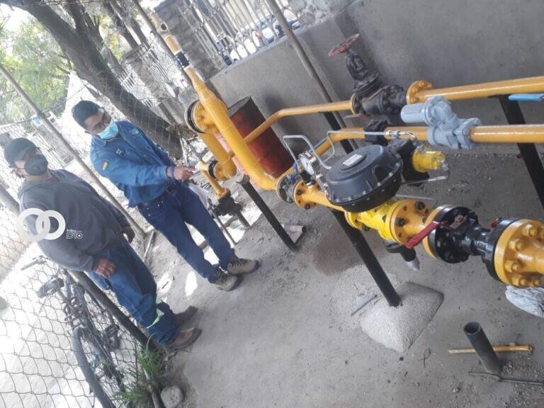 La Paz: Usuarios de gas domiciliario aumentaron de 7.819 a más de 350.000