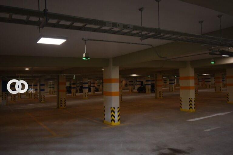 La plaza Tejada Sorzano abrirá sus parqueos de vehículos este martes