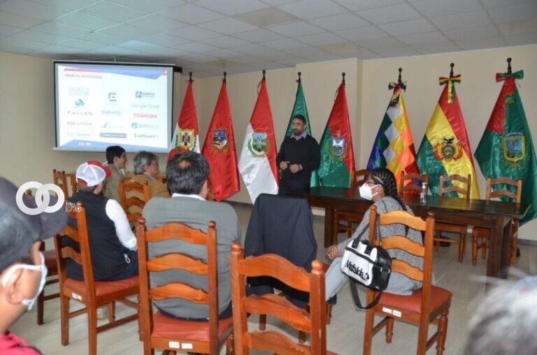 El Alto se acerca a la digitalización de trámites municipales