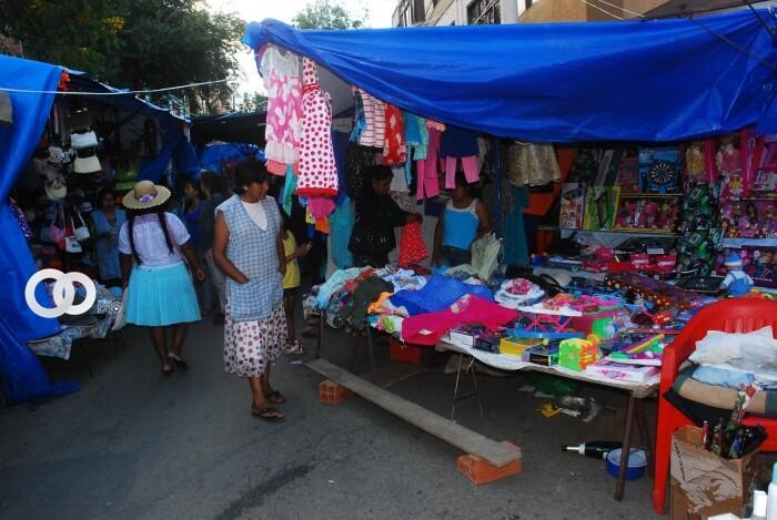 Alcaldía de Tarija busca delimitar las ferias para evitar su expansión y perjudicar a los vecinos