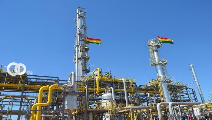 Petróleo es uno de los recursos que brinda potencialidad a Bolivia