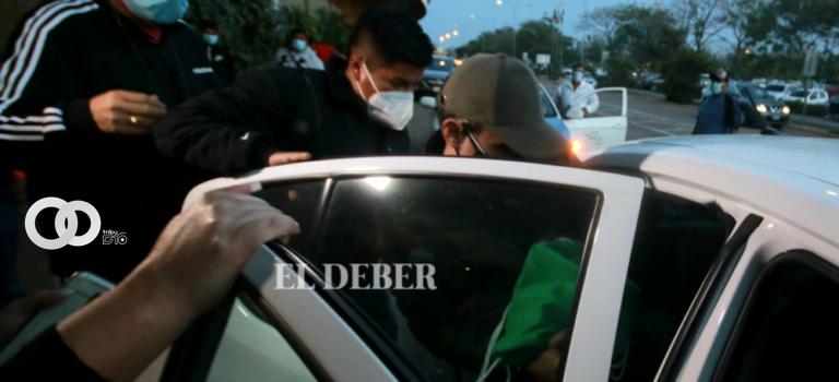 Ex Viceministro Carlos Schlink guardará detención domiciliaria en Santa Cruz