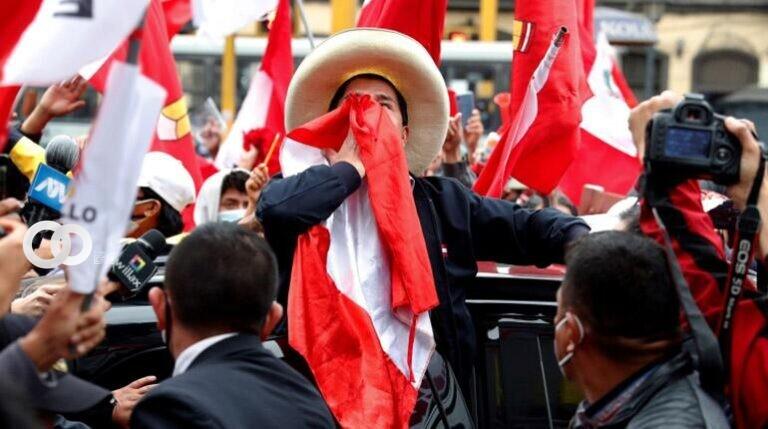 Castillo anuncia que su gobierno tendrá figuras de diversos partidos políticos