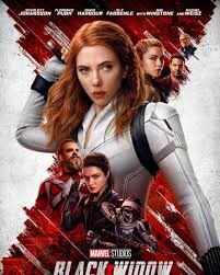 Black Widow cae en recaudación en su segunda semana de estreno
