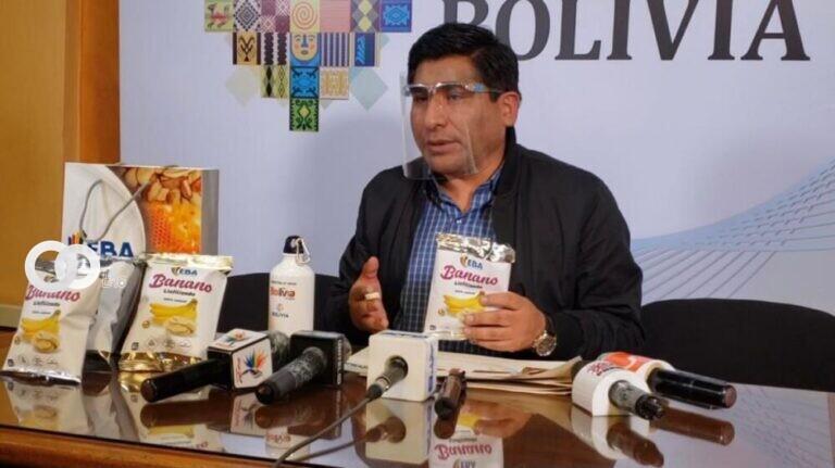 Créditos SIBOLIVIA reactivan la economía de unidades productivas con un desembolso de más de Bs 209 millones en seis meses