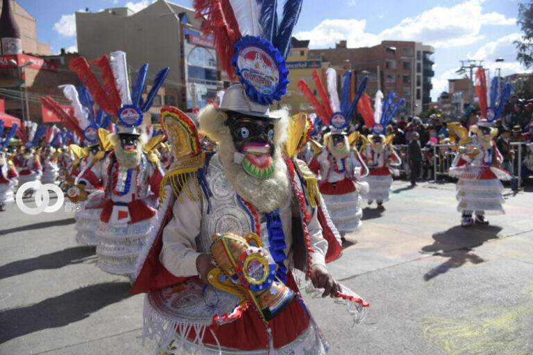 Entrada folklórica de El Alto no se extenderá más allá de las 16:00 p.m.