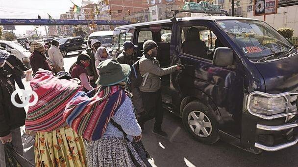Central Obrera Regional de El Alto no permitirá subir el pasaje