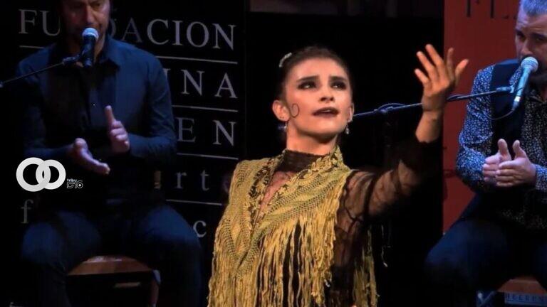 Boliviana Milena Tejada alcanza el segundo lugar del Concurso de Flamenco en Sevilla
