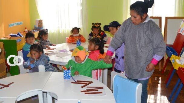 Alcaldia de El Alto reabrirá centros infantiles en agosto