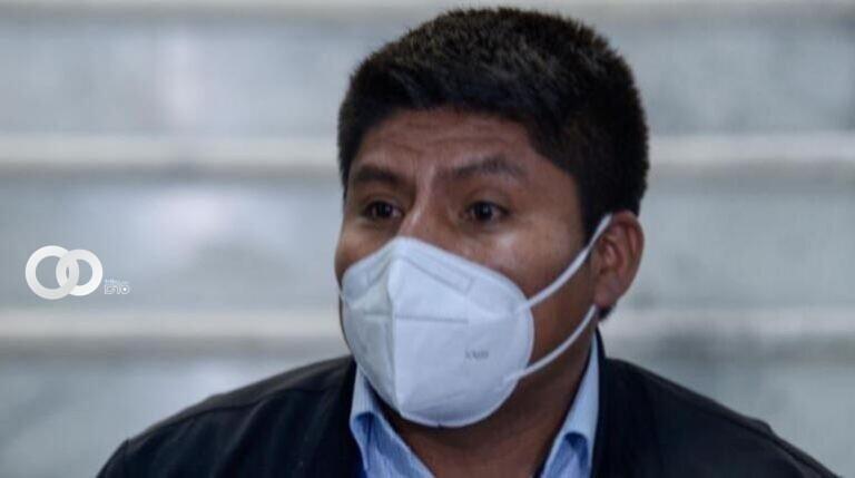 """Loza asegura que Evo Morales respeta el voto y que """"nadie va a serruchar a Arce"""""""