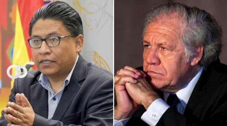 """Lima asegura que Almagro debe responder por """"acusación improbada de fraude"""""""