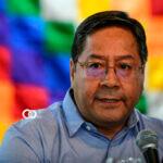 Arce anunció que Bolivia logró un superávit comercial de 832 millones de dólares