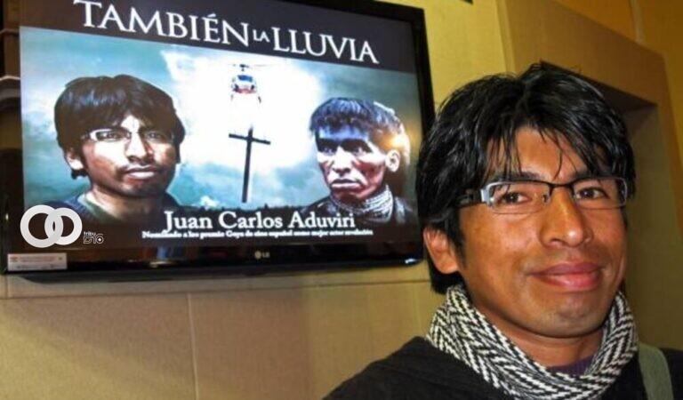 Juan Carlos Aduviri habla sobre su experiencia con la enseñanza virtual y futuros proyectos