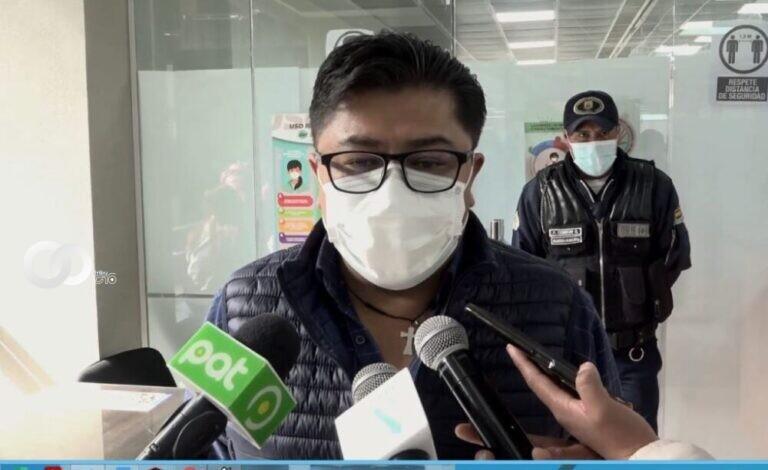 Buscan condiciones para el retorno a clases semi presenciales en El Alto