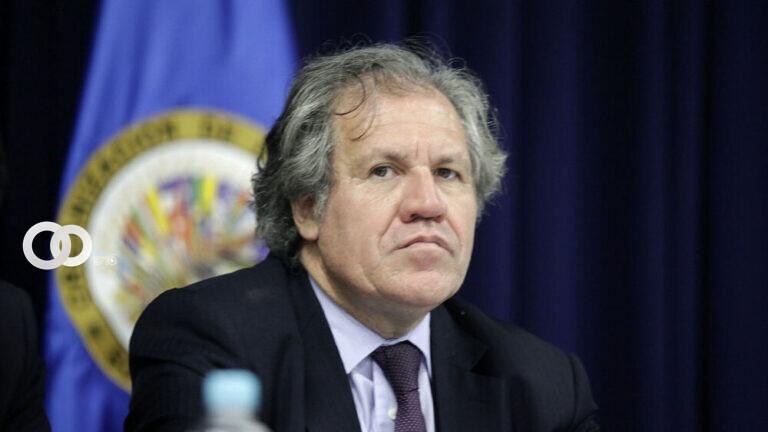Almagro recibe denuncia de Bolivia por ingerencia a la OEA